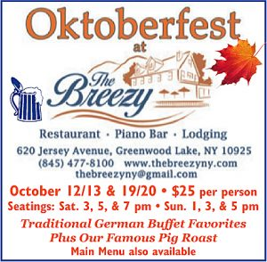 The Breezy Inn - Greenwood Lake NY