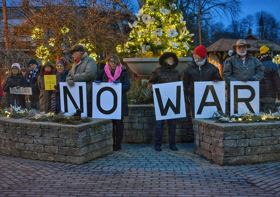 Anti War Vigil p-1