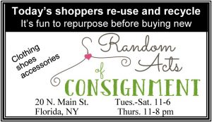 Random Acts of Consignment - Florida NY