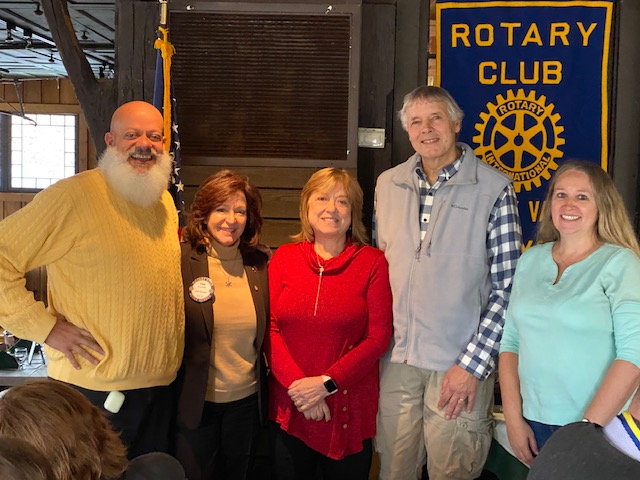 Rotary Winter Coats