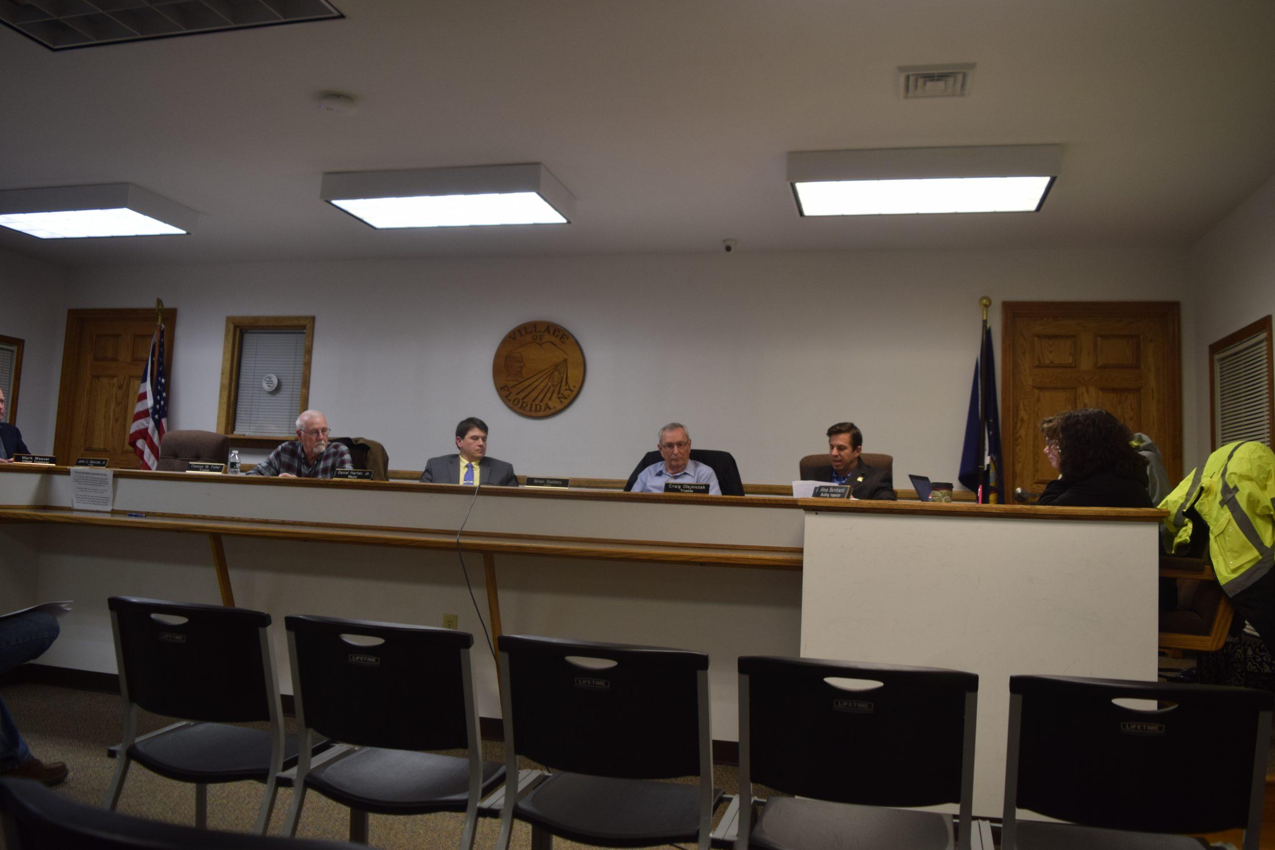 Florida Village Board