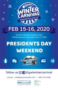 2020 Greenwood Lake NY Winter Carnival - 2/15/20-2/16/20