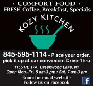 Kozy Kitchen - Greenwood Lake NY