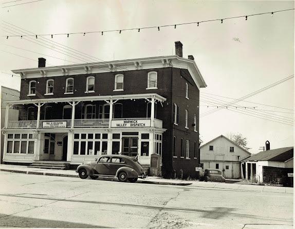 Warwick Valley Dispatch Building 1948